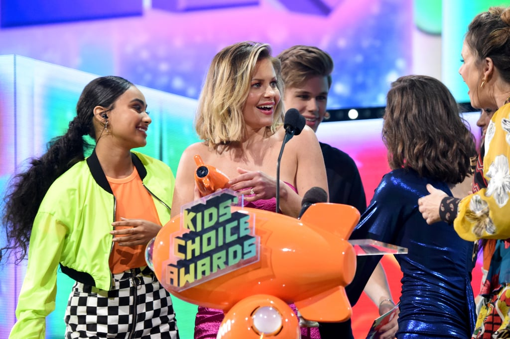 Fuller House Cast Speech at the 2019 Kids' Choice Awards