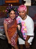 OK, but Maybe Magenta Is the Way to Go This Summer? See Lizzo's Hot-Pink Pixie-Cut Wig