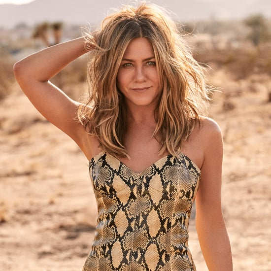 Jennifer Aniston Elle January 2019