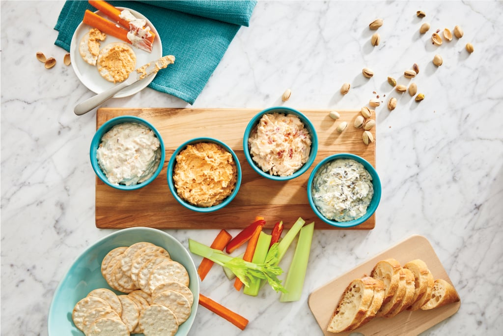 Cheese Spread + Serving Board