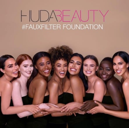 Is Huda Kattan Copying Fenty Beauty?