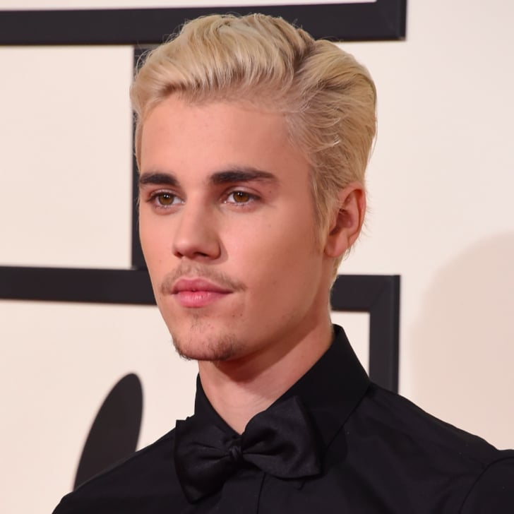 Justin Bieber Hair At The 2016 Grammy Awards Popsugar Beauty