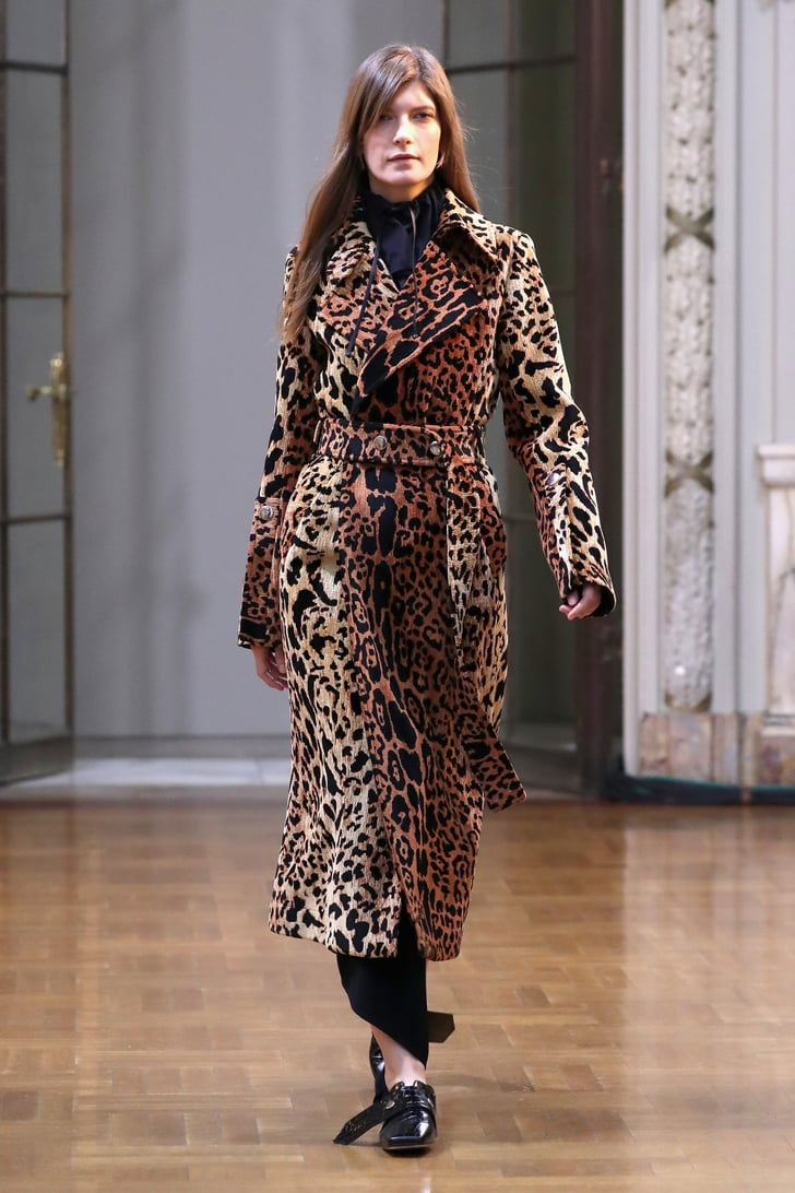 The Most Beautiful Leopard Print Coat