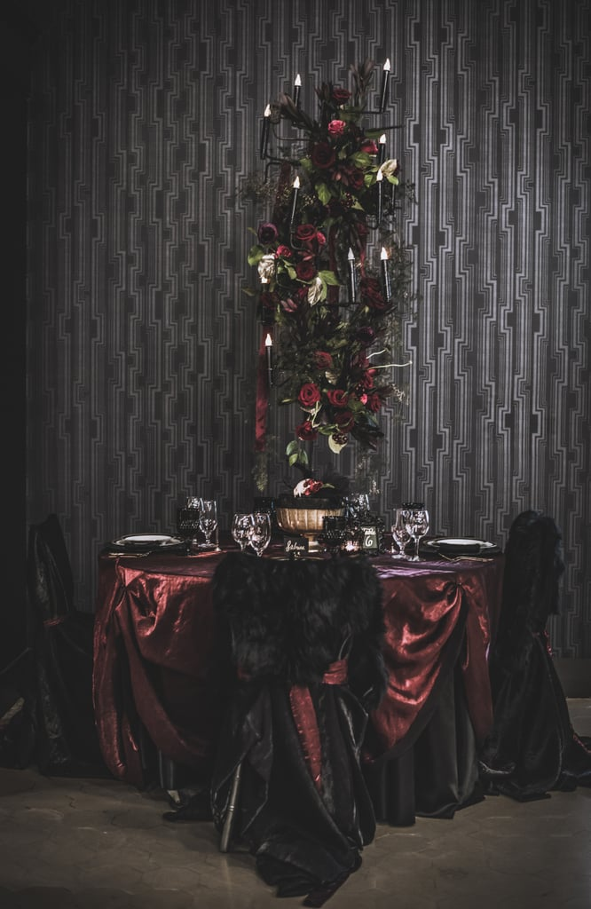 Halloween Goth Wedding Ideas Popsugar Love Sex