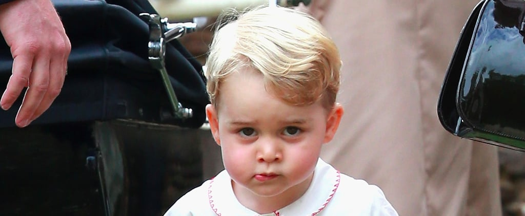 Prince George Gets Really Offended If People Don't Like His Favorite TV Shows