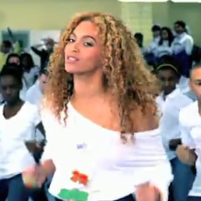 "Beyonce ""Move Your Body"" Music Video"