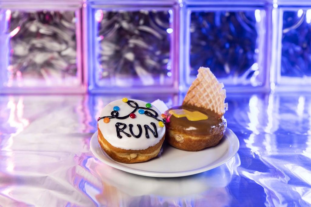 Universal Studios Halloween Stranger Things Voodoo Doughnuts