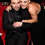 Pictured: Johnny Galecki and Kaley Cuoco