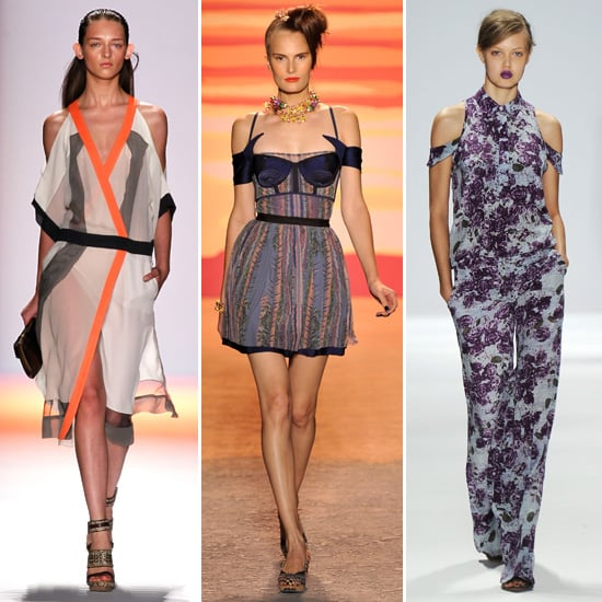 The Five Best Spring Summer 2012 Runway Trends for your Body Shape: Flatter Your Figure with these Silhouettes