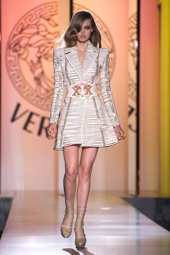 Atelier Versace, Fall 2012