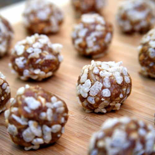 Recipe For Peanut Butter Balls