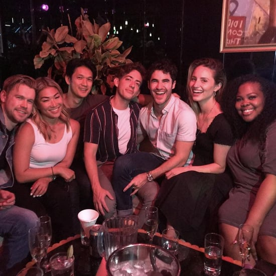 Glee Cast Reunion Instagram Picture June 2019