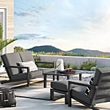 Target Asti 4-Piece Patio Conversation Set