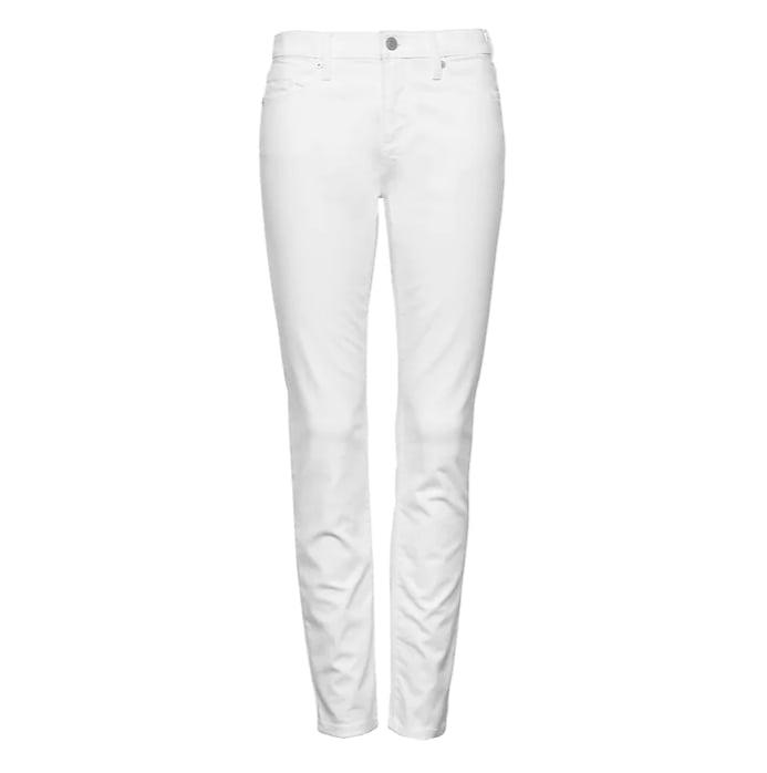 Skinny Stain-Resistant Ankle Jean