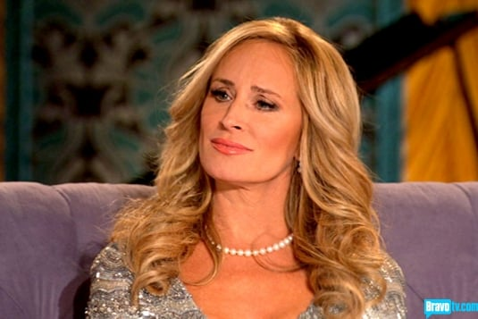 'Real Housewives of New York City' Star Sonja Morgan Set to Make Stage Debut