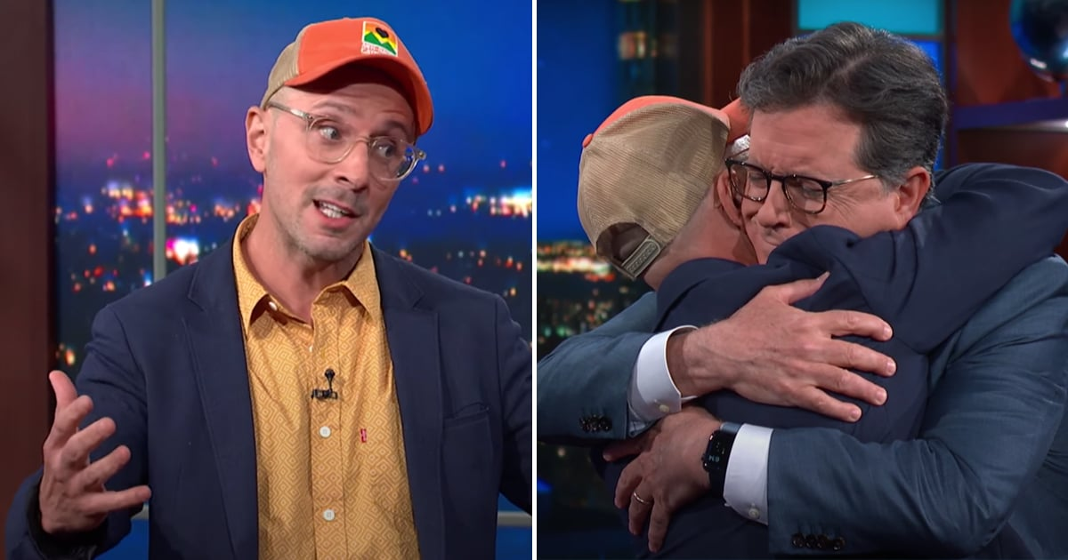 Steve From Blue's Clues Stopped By The Late Show, and Yeah, We Needed That Hug, Too.jpg
