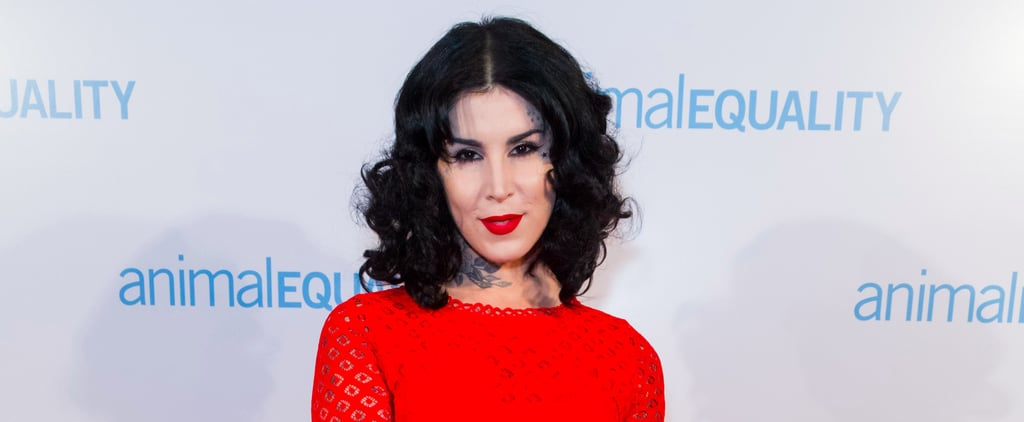 Kat Von D's Powerful Words About Animal Testing Might Make You Tear Up