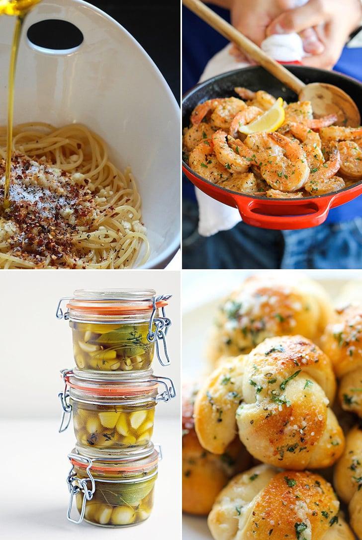 Recipes With Garlic