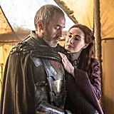 At this point, Stannis (Stephen Dillane) and Melisandre (Carice van Houten) are just the worst.