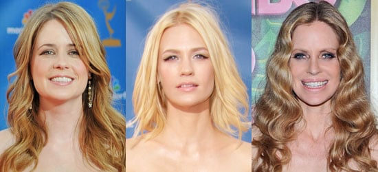 New Pink Lipstick Trend at the 2010 Emmy Awards