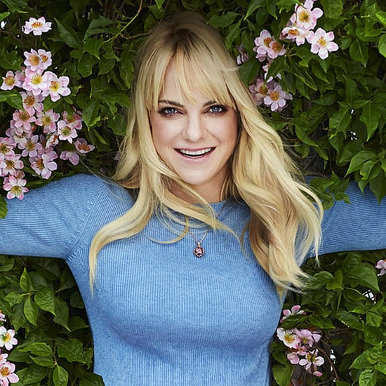 Anna Faris in Redbook March 2015