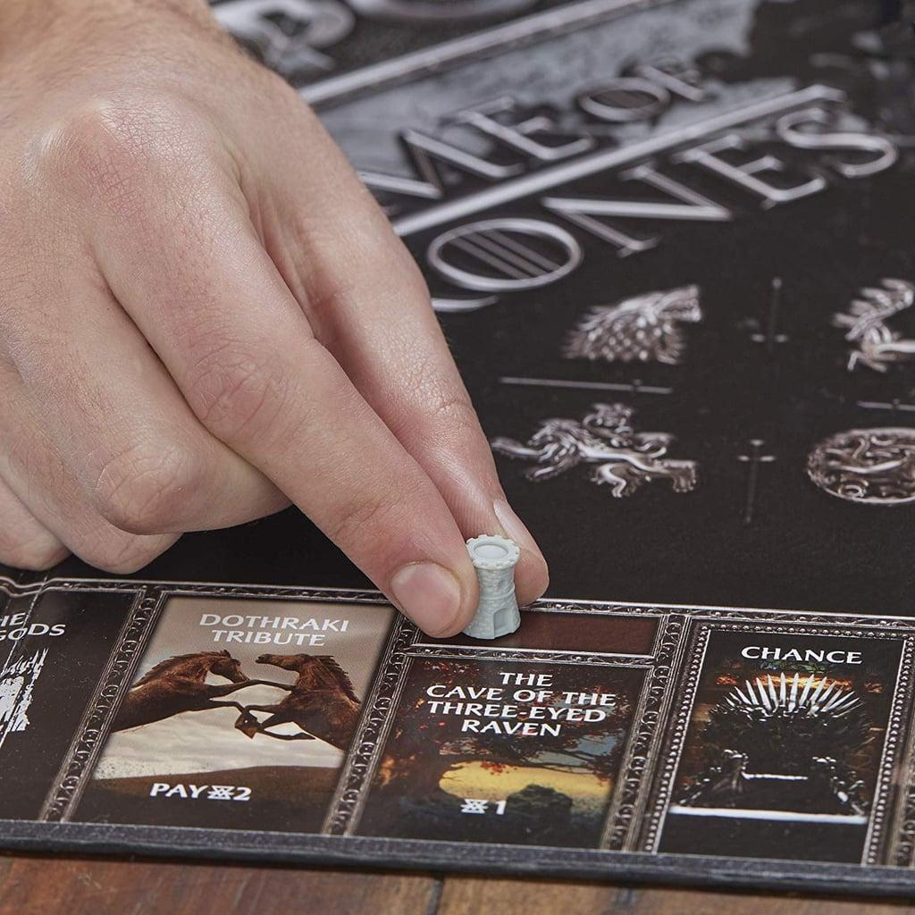 Hasbro Game of Thrones Monopoly