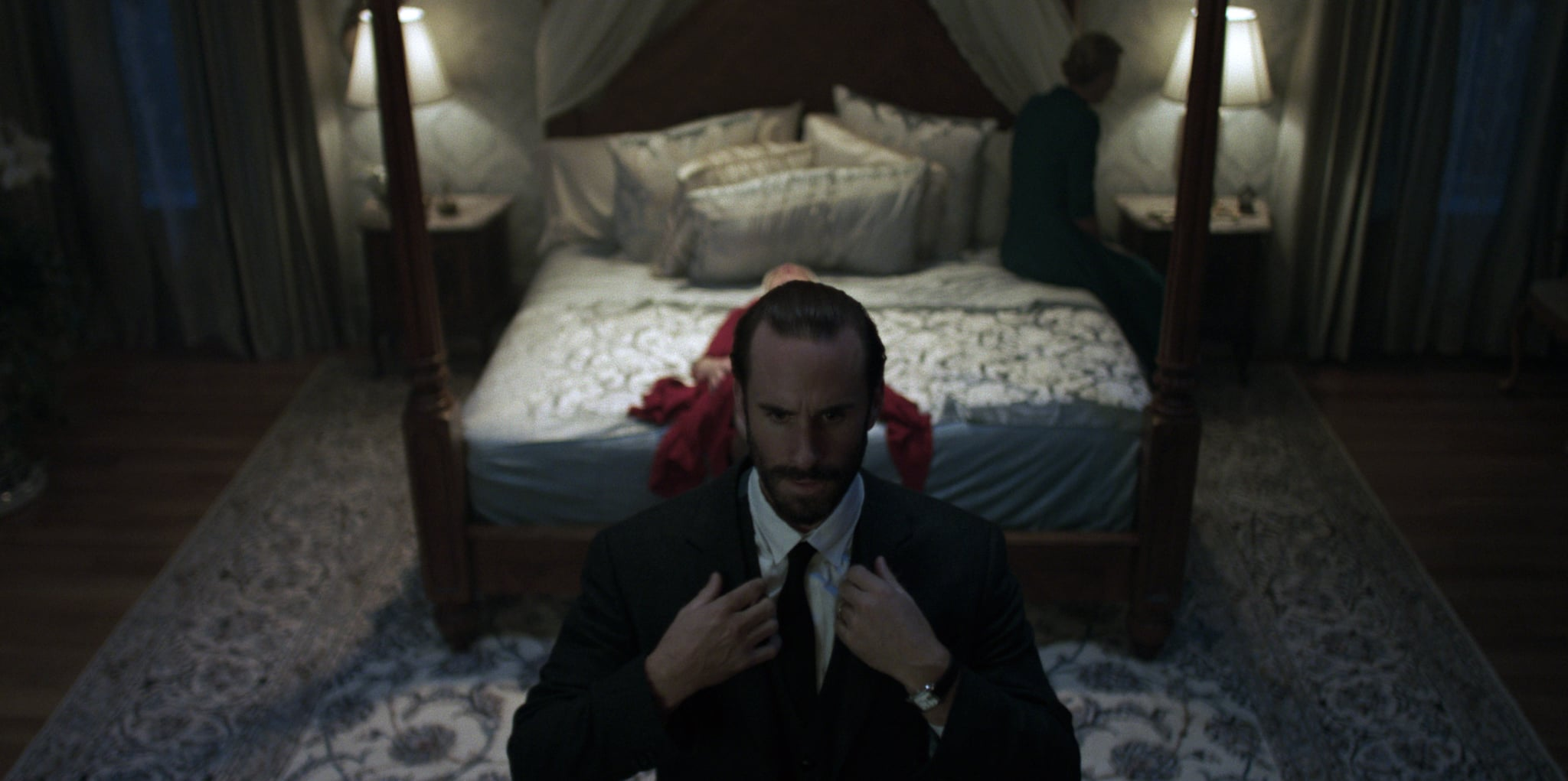 THE HANDMAID'S TALE, Joseph Fiennes, (Season 1, premieres April 26, 2017). photo: Take Five / Hulu / Courtesy: Everett Collection