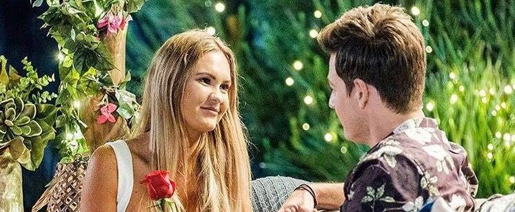 Chelsie McLeod First Single Date The Bachelor Australia