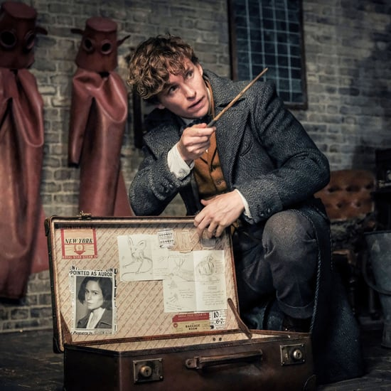 Newt Scamander in Harry Potter and the Prisoner of Azkaban