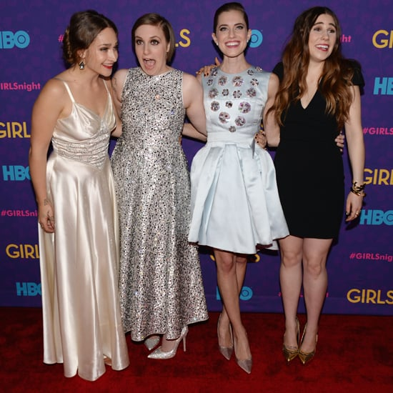 Girls Season 3 Premiere Pictures in NYC