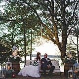 Vintage Lake Wedding