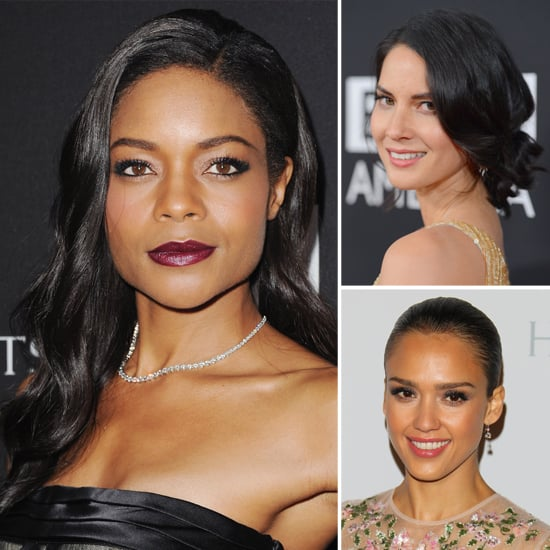Red Carpet Holiday Hair and Makeup Ideas