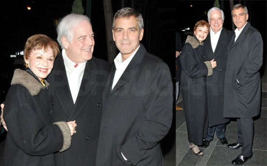 George Clooney Gets His Passion From His Parents