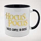 Hocus Pocus Coffee Mug ($10)