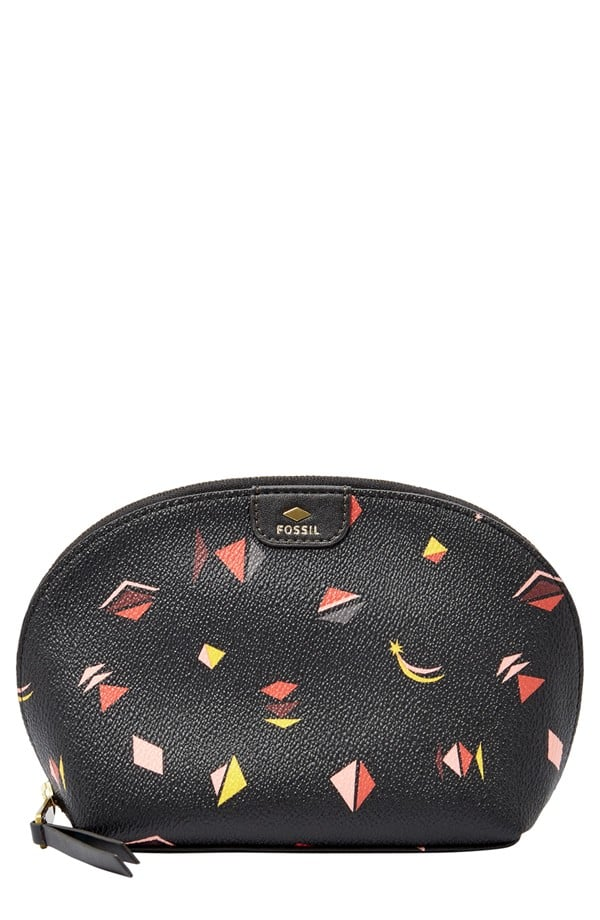 Fossil Print Cosmetics Bag ($45)