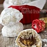 Reese's-Stuffed Snowballs