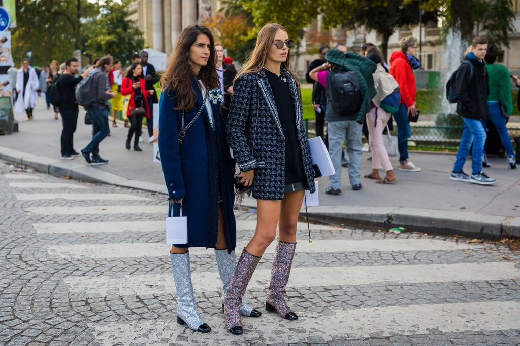 How to Wear the Most Playful Autumn Boot Trend and Still Look Sophisticated