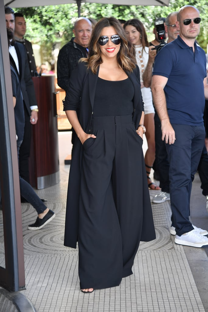 Eva Longoria's Flared Pants