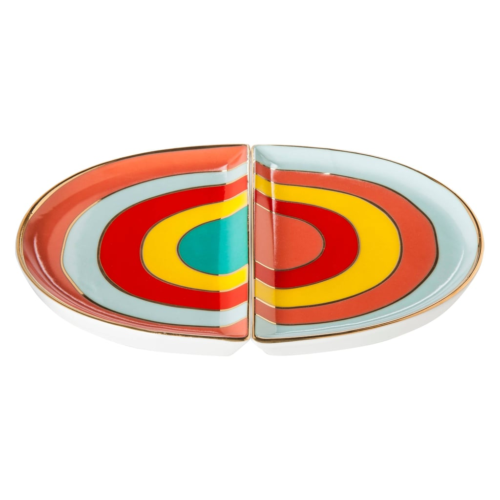 Rainbow Ceramic Small Plates  sc 1 st  Popsugar & Oh Joy! Rainbow Ceramic Small Plates | The Best Patio BBQ Items at ...