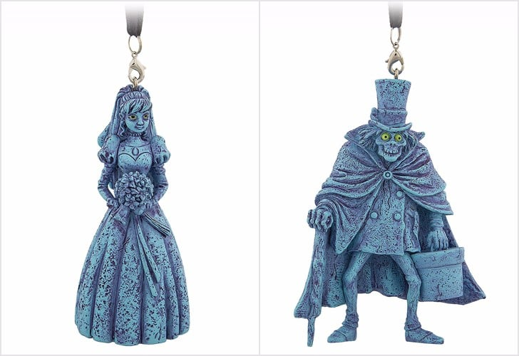 Haunted Mansion Ornaments