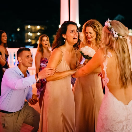 Bride Helped Plan a Surprise Proposal at Her Own Wedding