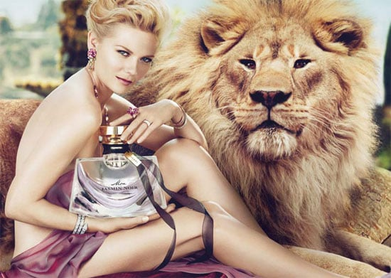 Behind the Scenes on Kirsten Dunst's Bulgari Fragrance Shoot!