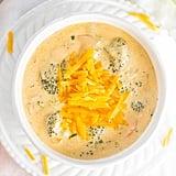Panera Bread's Broccoli Cheddar Soup