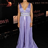 Breaking Dawn Part 1 Premiere Pictures