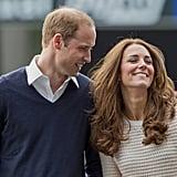 Kate Middleton on Husband Prince William