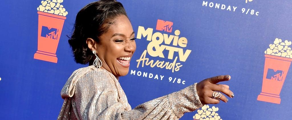 Tiffany Haddish's MTV Movie Awards Dresses 2019