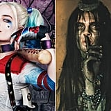 Harley Quinn and Enchantress From Suicide Squad