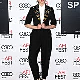 Anya Taylor-Joy at the AFI Fest in 2016