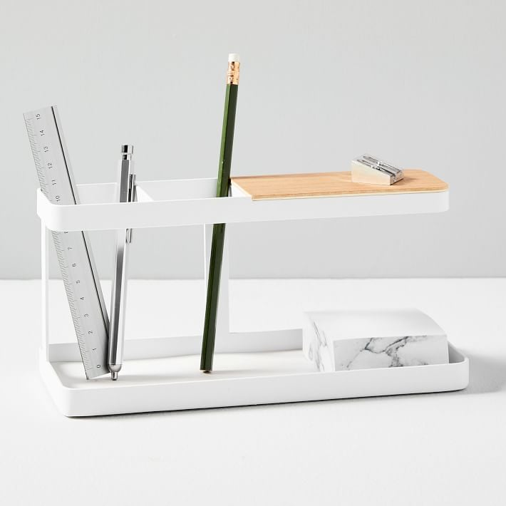 Yamazaki Deskbar Accessory Storage