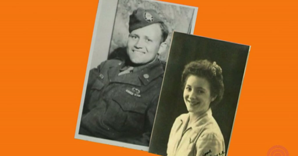 This Wartime Veteran Is Flying to Australia For Love — It's 70 Years in the Making